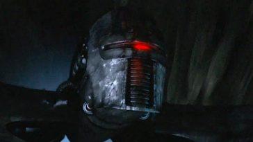 Cylon Raider Scar in battle