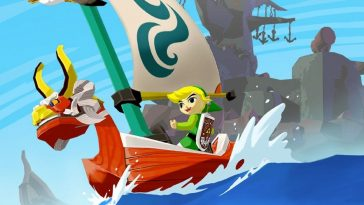 The Wind Waker art