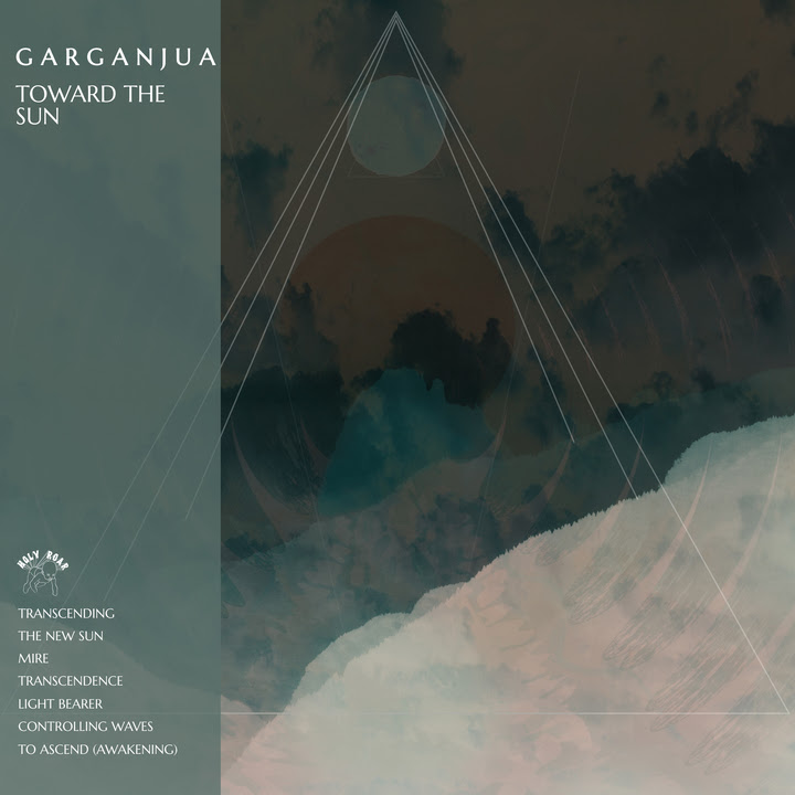 garganjua towards the sun album cover