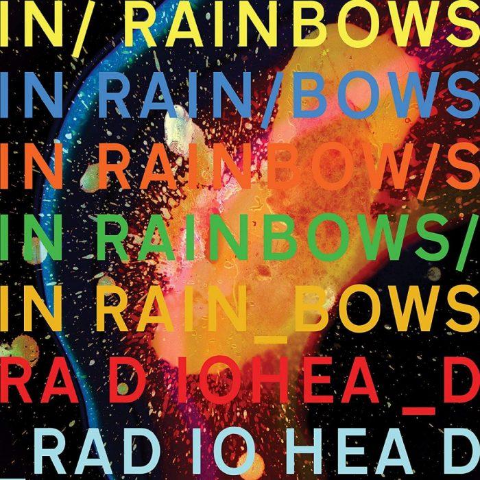 In Rainbows album cover
