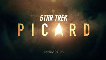 Star Trek Picard - Official Logo