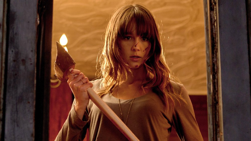 Sharni Vinson: Lead actress in 'You're Next'