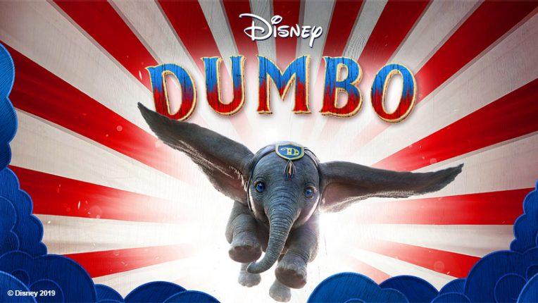 dumbo movie cover