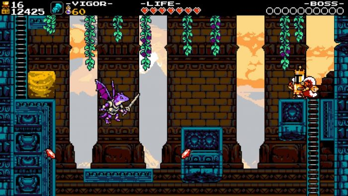 25 Days Later Review Shovel Knight King Of Cards 25yl