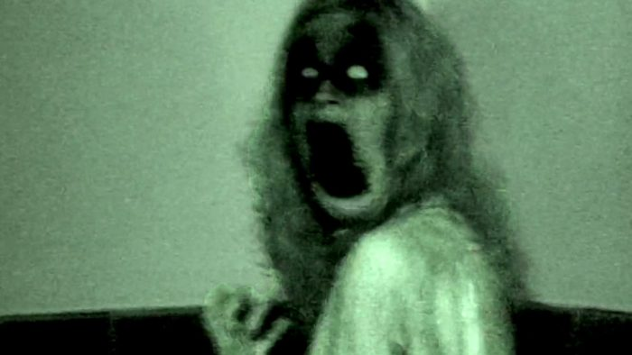The most chilling image from 'Grave Encounters'.