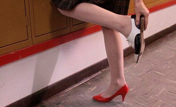 Audrey horne shoes