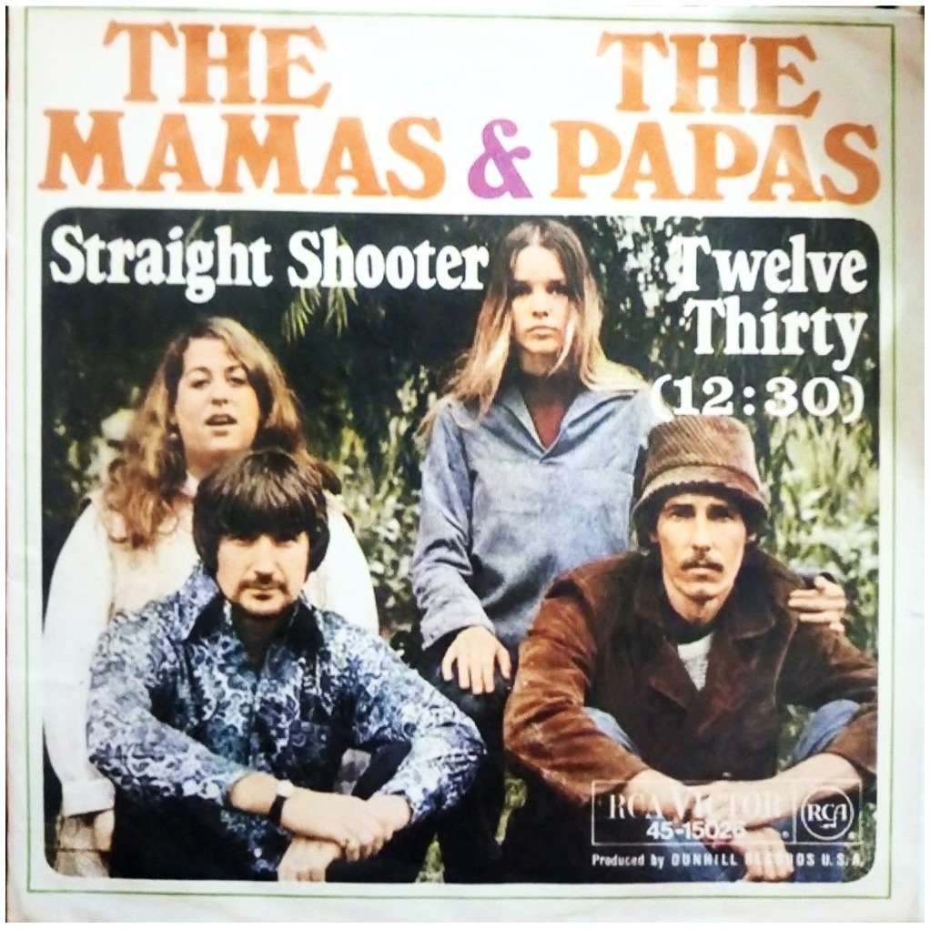 Cover of Mamas and Papas Straight Shooter 12.30