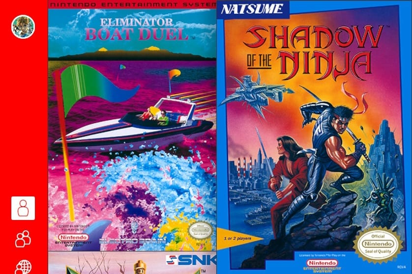 Gaudy cover art for Eliminator Boat Duel
