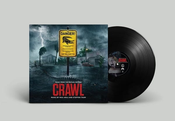 Crawl OST cover
