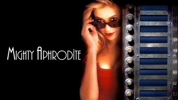 Mira Sorvino as Linda Ash in Mighty Aphrodite