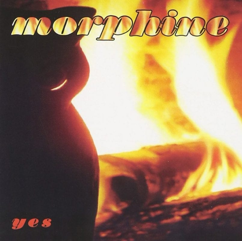 Morphine's Yes album cover