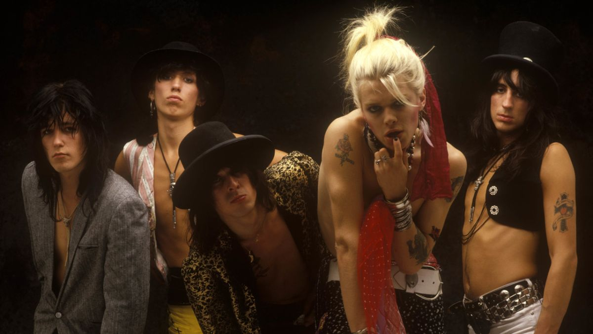 Hanoi Rocks band promo