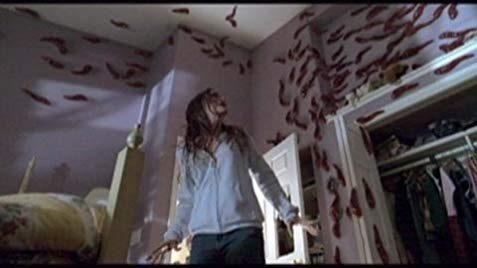 Slither Bedroom Invasion Scene