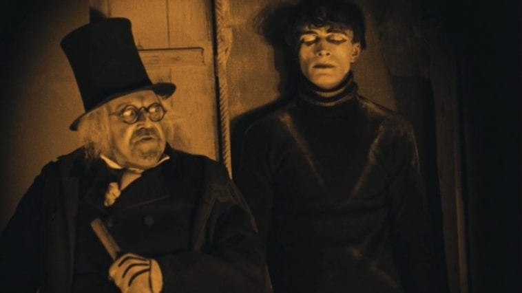 Dr. Caligari and Cesare