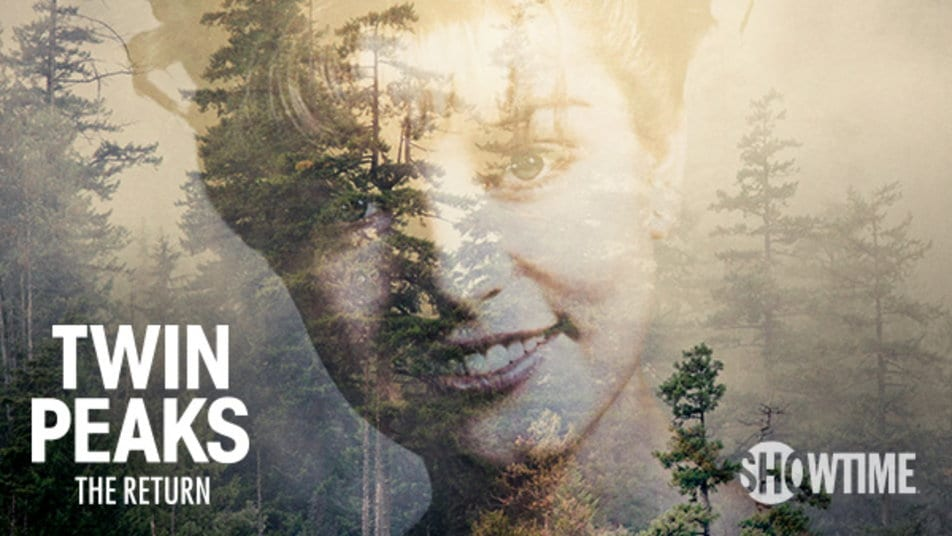 Twin Peaks The Return promotional image