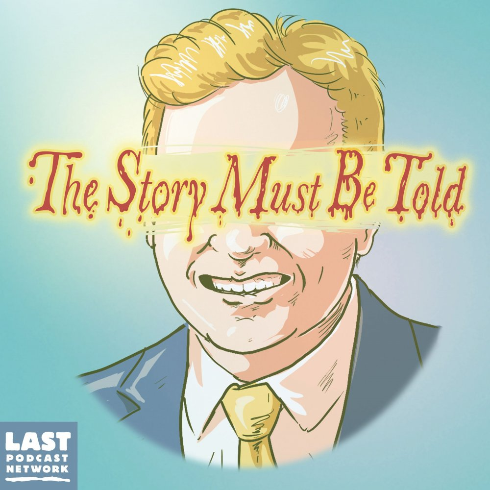 The Story Must Be Told logo