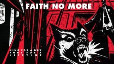 Faith No More King for a Day album cover