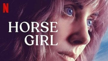 title poster for Horse Girl