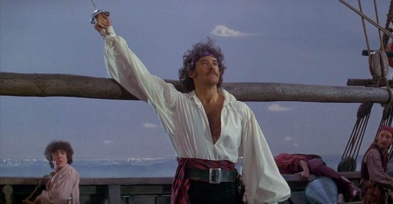 Kevin Kline as the Pirate King