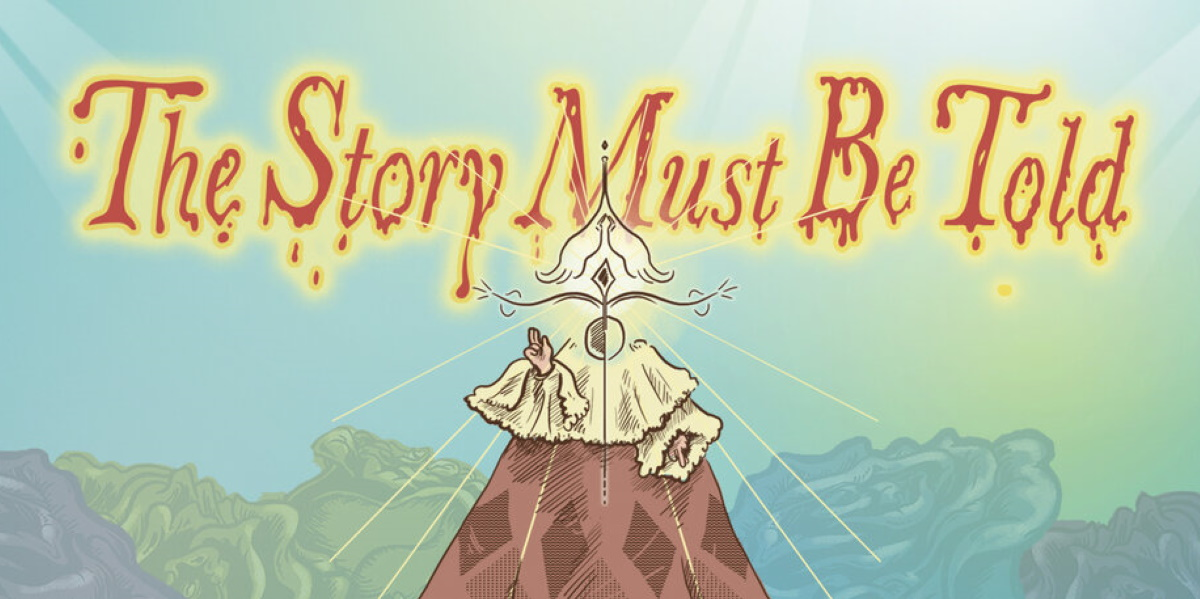 The unsettling iconography of the Church of Story