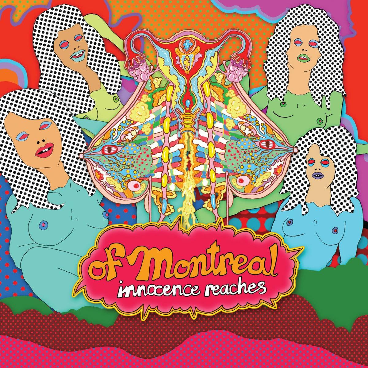 Innocence Reaches album cover