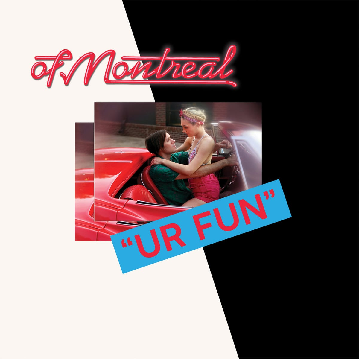 UR FUN album cover