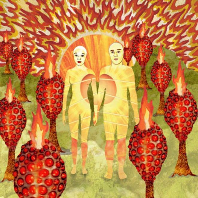 Sunlandic Twins album cover