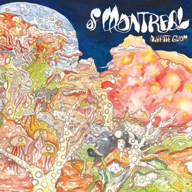 Aureate Gloom album cover