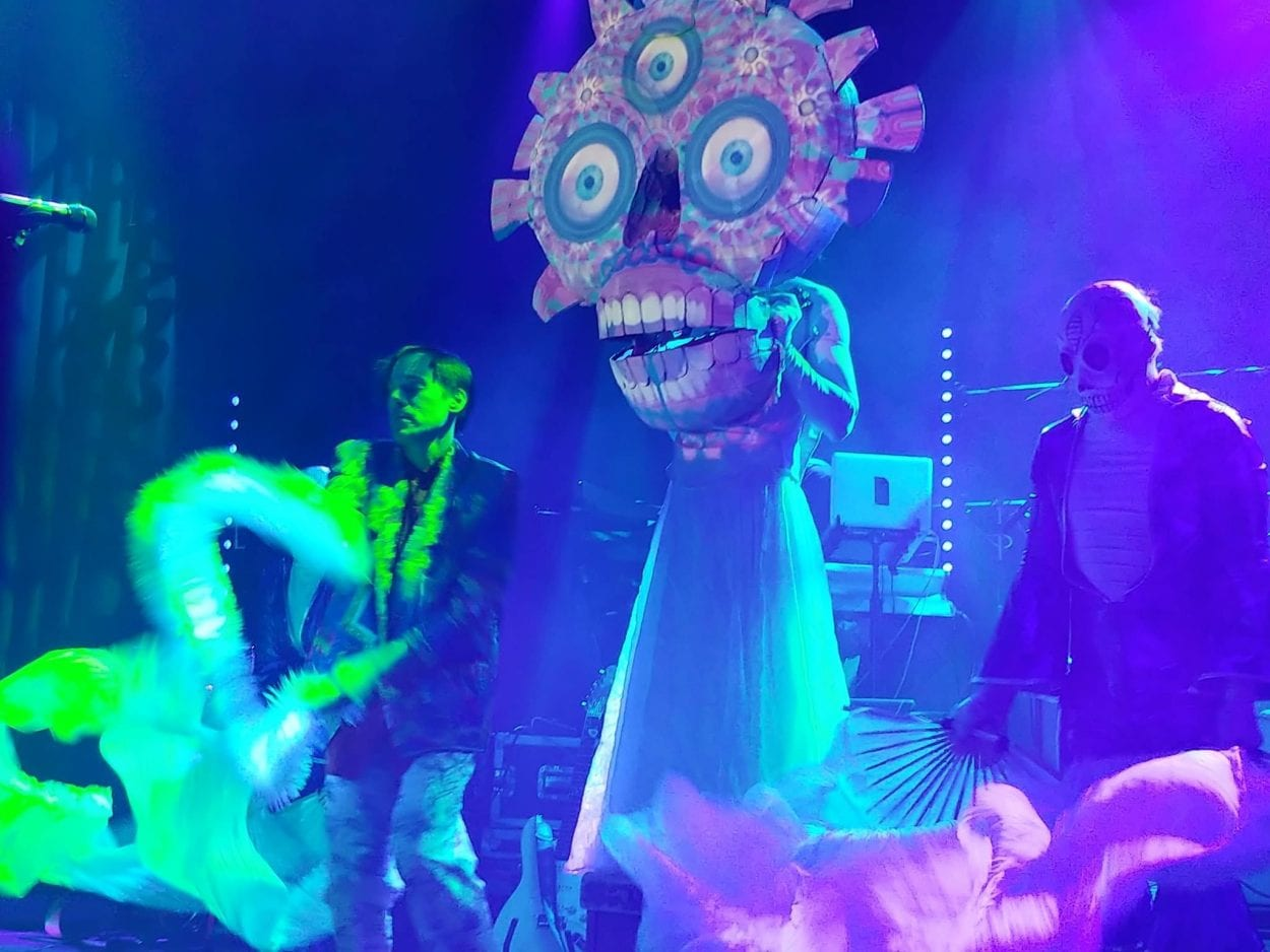 of Montreal in concert