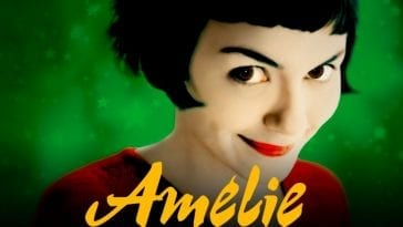 Amelie Movie Poster 2001