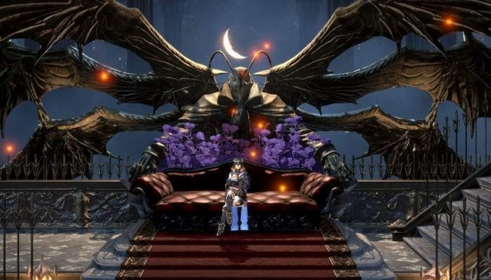 "Bloodstained's ""Save Couch"""