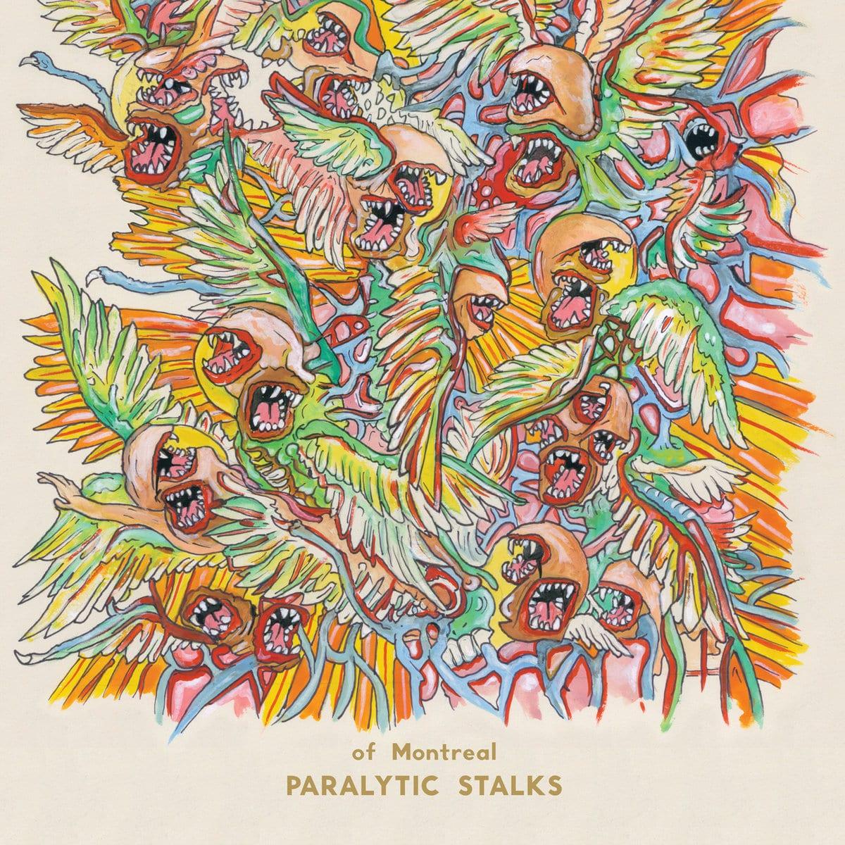 Paralytic Stalks album cover