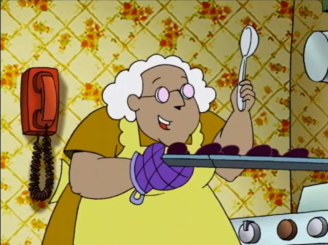 Muriel and the Happy Plums