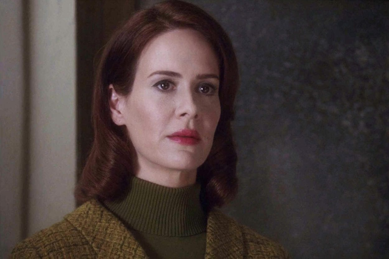 Sarah Paulson as Lana Winters