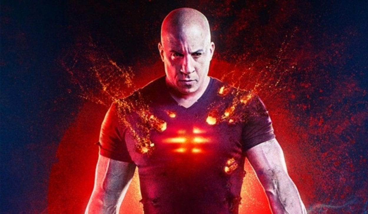 Vin Diesel as Ray Garrison in Bloodshot
