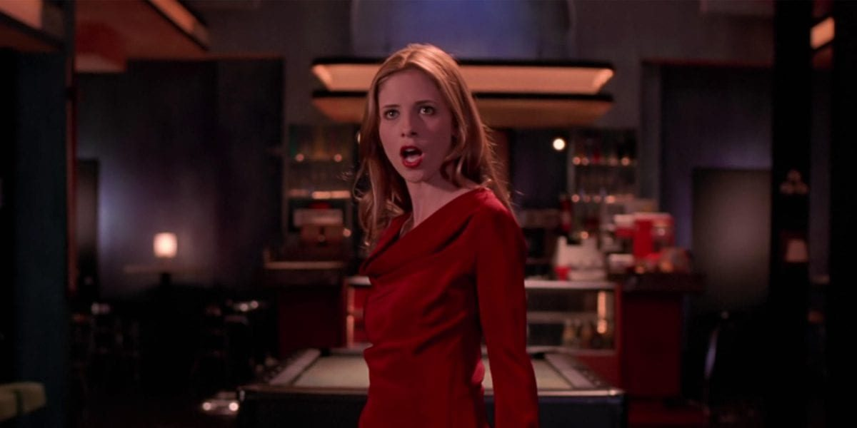 Buffy sings defiantly