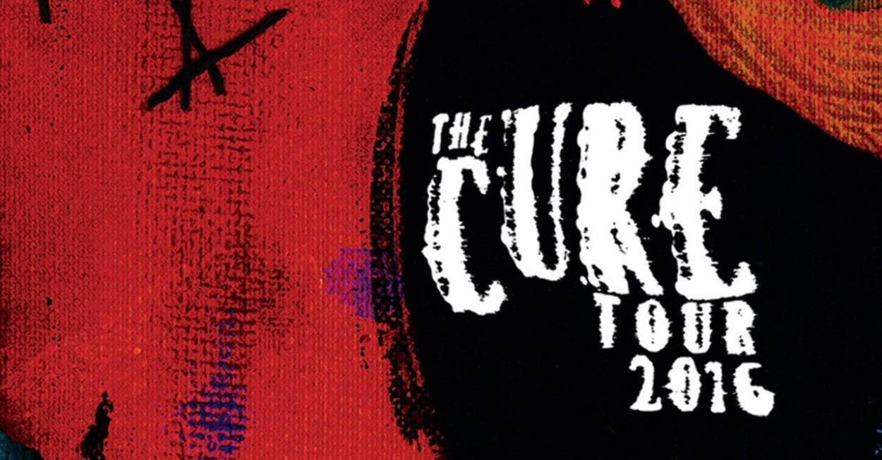 The Cure 2016 Tour