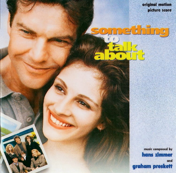 Something to Talk About poster