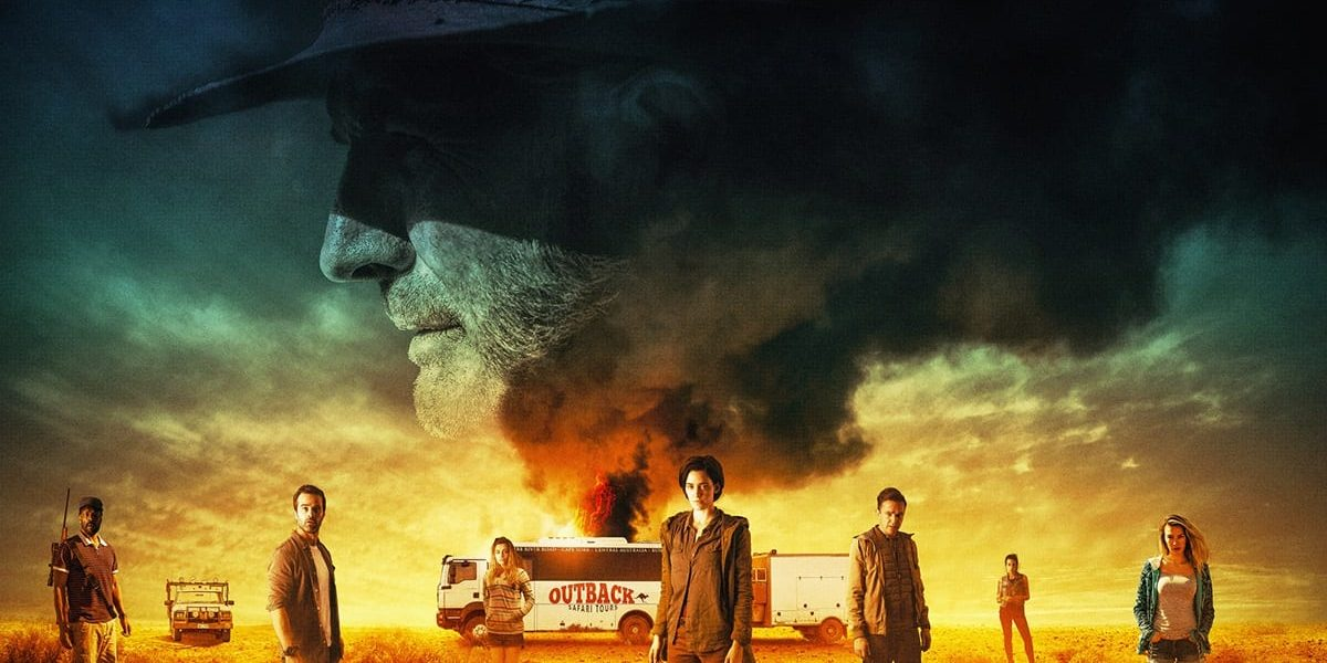 Advertising poster for Wolf Creek Season Two