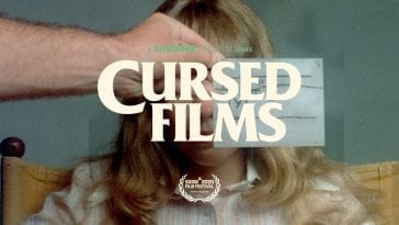 Cursed Films episode two cover art