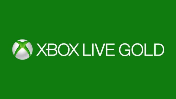 The Xbox Live Gold logo