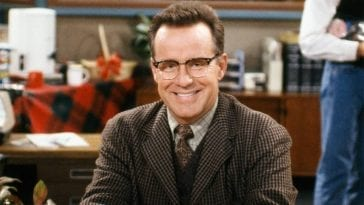 Phil Hartman as Bill McNeal on NewsRadio