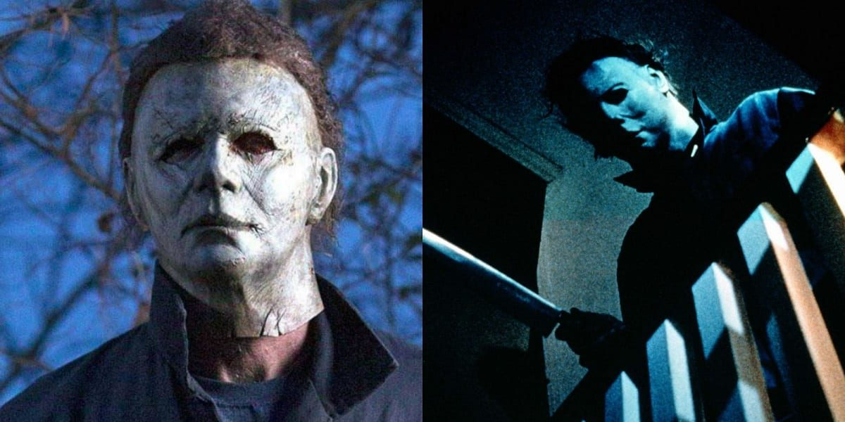 Halloween 2018 vs 1978 comparison.