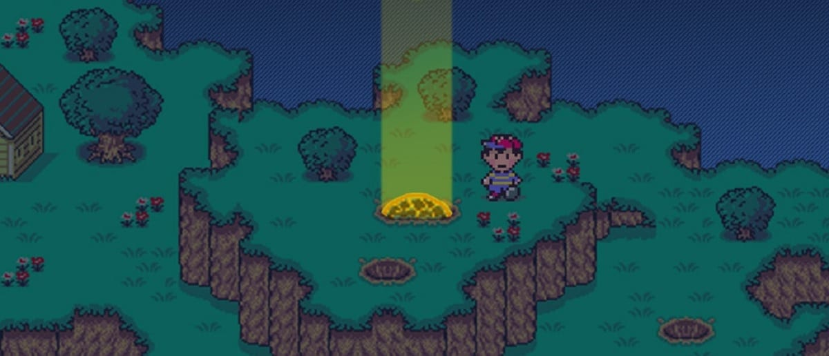 Ness investigates the strange object that crashed to earth at night. It glows into the night sky.