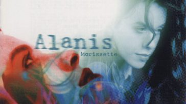 The cover of Jagged Little Pill by Alanis Morissette
