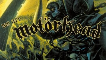 We are Motorhead album cover