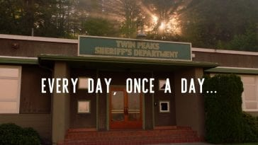 the twin peaks sheriff station