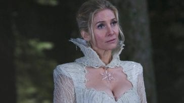 Elizabeth Mitchell as Ingrid in a Promotional shot for Once Upon A Time