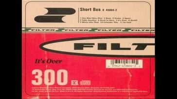 filter short bus album cover