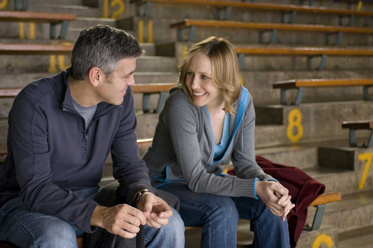 That moment when George Clooney thought he found love with Vera Farmiga in Up in the Air